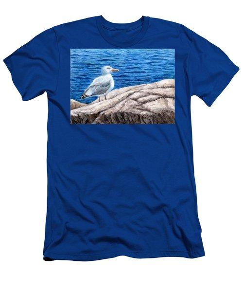 Beach Bum Men's T-Shirt (Athletic Fit)