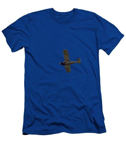 Beach Plane Men's T-Shirt (Slim Fit) by Newwwman