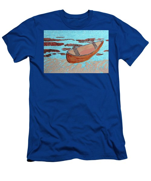 Beached At Washington Oaks Park Men's T-Shirt (Athletic Fit)