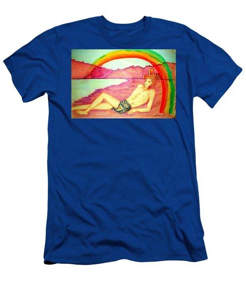 Beau Gars Men's T-Shirt (Athletic Fit)