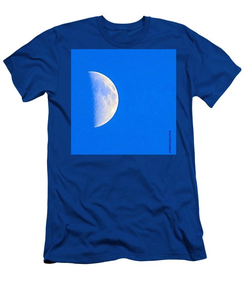 #beautiful #texas #bluesky With About A Men's T-Shirt (Athletic Fit)