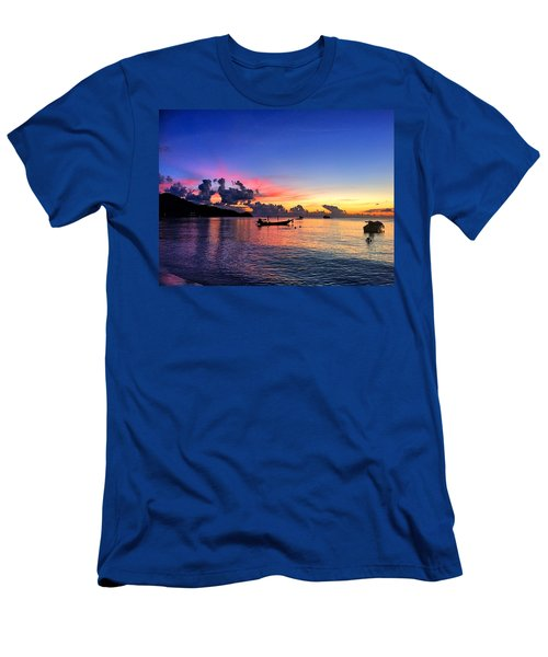 Beauty Men's T-Shirt (Athletic Fit)