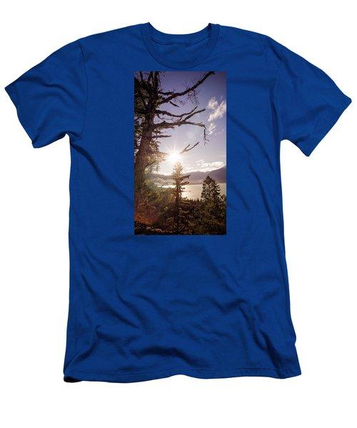 Before Sunset Men's T-Shirt (Slim Fit) by Michele Cornelius