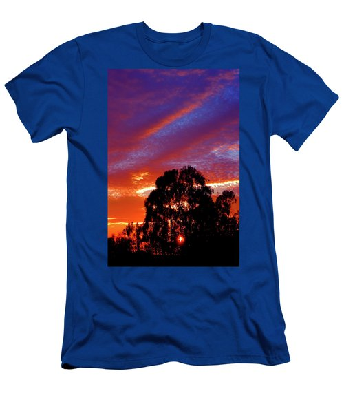 Being There Men's T-Shirt (Athletic Fit)