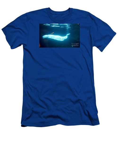 Beluga Men's T-Shirt (Athletic Fit)