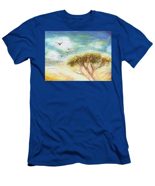 Betty's Tree Men's T-Shirt (Athletic Fit)