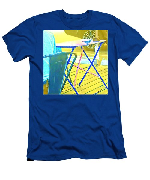 Bird At Jo's  Men's T-Shirt (Athletic Fit)