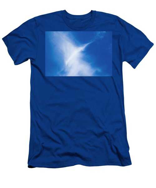 Men's T-Shirt (Athletic Fit) featuring the photograph Bird Cloud by Yulia Kazansky