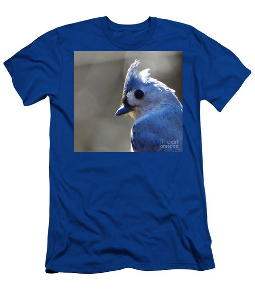 Men's T-Shirt (Slim Fit) featuring the photograph Bird Photography Series Nbr 1 by Elizabeth Coats
