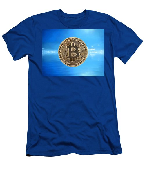 Bitcoin Revolution Men's T-Shirt (Athletic Fit)