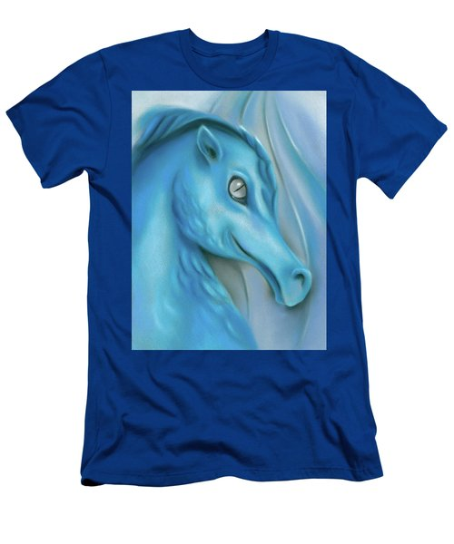 Blue Dragon Men's T-Shirt (Athletic Fit)