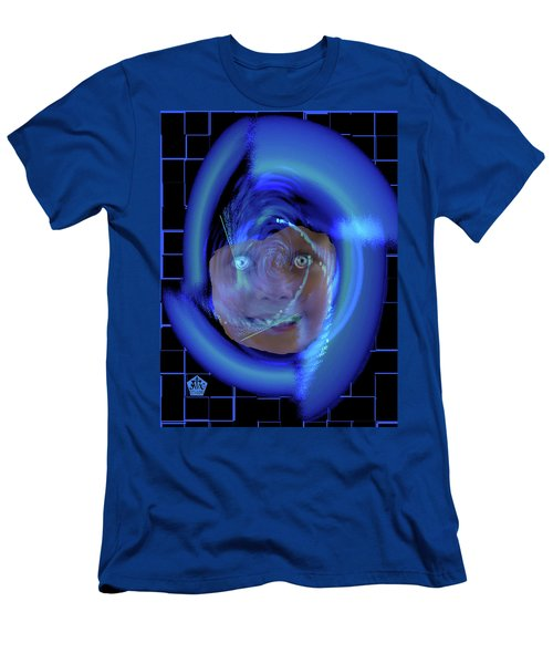 Blue Eyed Girl Men's T-Shirt (Athletic Fit)
