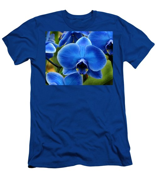 Blue Orchid Men's T-Shirt (Athletic Fit)