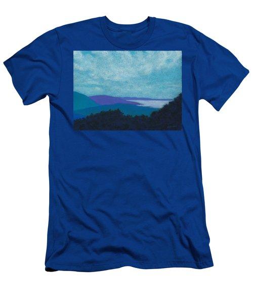 Blue Ridges 3 Men's T-Shirt (Athletic Fit)