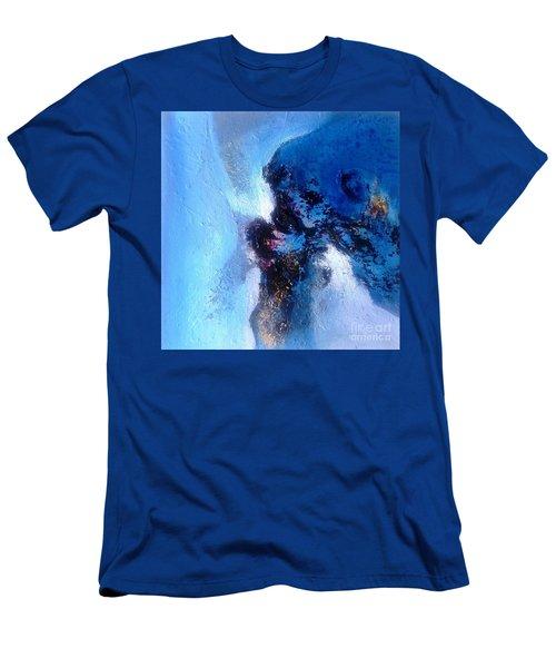 Blue Sea Men's T-Shirt (Athletic Fit)