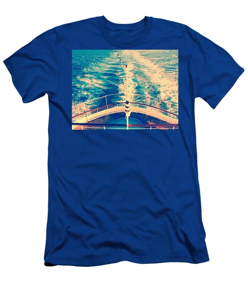 Blue Waters Men's T-Shirt (Athletic Fit)