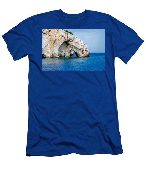 Bluecaves 3 Men's T-Shirt (Athletic Fit)