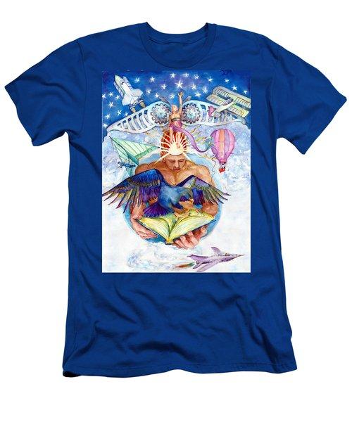 Brain Child Men's T-Shirt (Slim Fit)