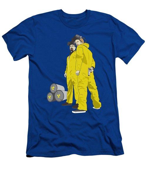 Breaking Bad - Hazmat Men's T-Shirt (Athletic Fit)