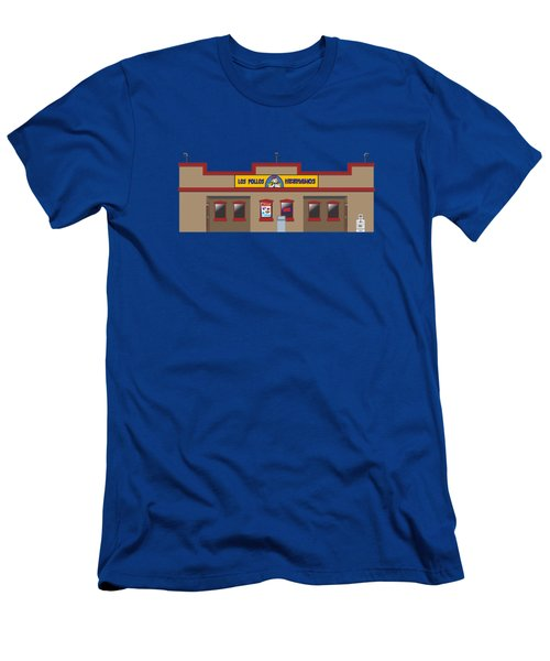 Breaking Bad - Los Pollos Hermanos Men's T-Shirt (Athletic Fit)