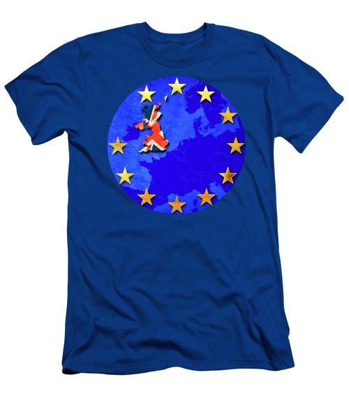 Brexit Men's T-Shirt (Athletic Fit)