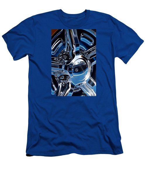 Budnik Wheel 03 Men's T-Shirt (Athletic Fit)