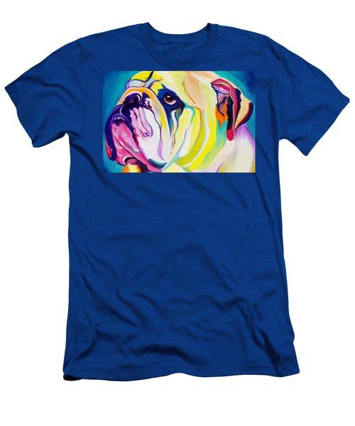 Bulldog - Bully Men's T-Shirt (Athletic Fit)
