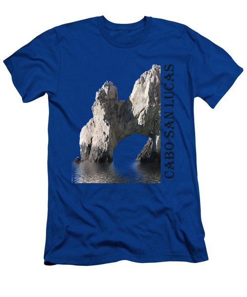 Cabo San Lucas Archway Men's T-Shirt (Athletic Fit)