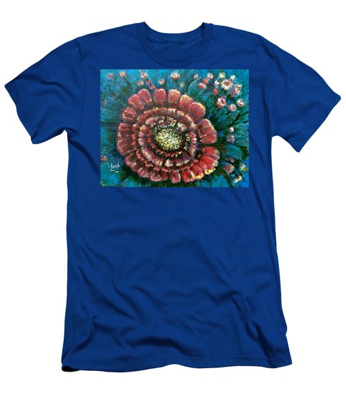 Cactus # 2 Men's T-Shirt (Athletic Fit)