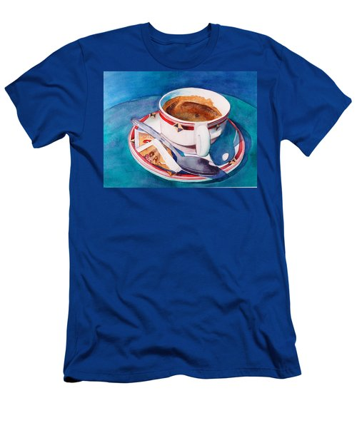 Cafe Con Leche Men's T-Shirt (Athletic Fit)