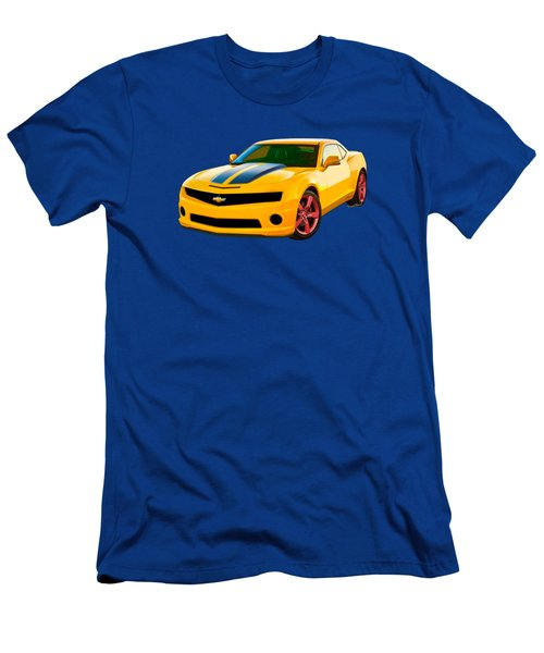 Camaro 2015 - 5th Generation Chevy Camaro Men's T-Shirt (Athletic Fit)
