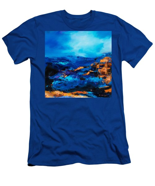 Canyon Song Men's T-Shirt (Athletic Fit)