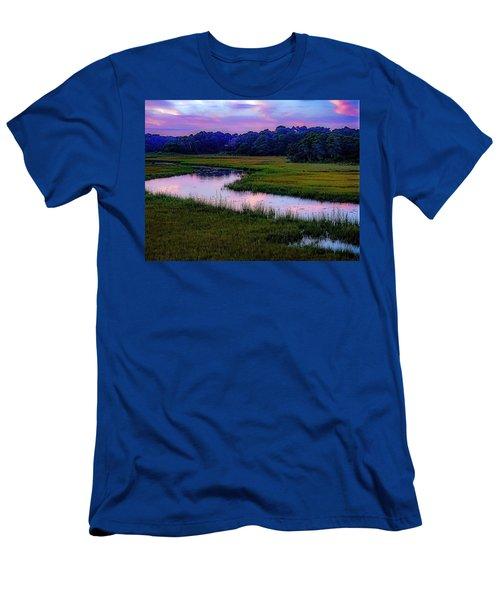 Cape Light Men's T-Shirt (Athletic Fit)