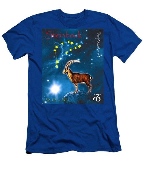 Capricornus Men's T-Shirt (Athletic Fit)