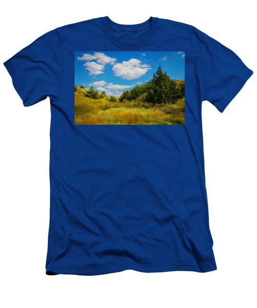 Cedar Gulch Men's T-Shirt (Athletic Fit)