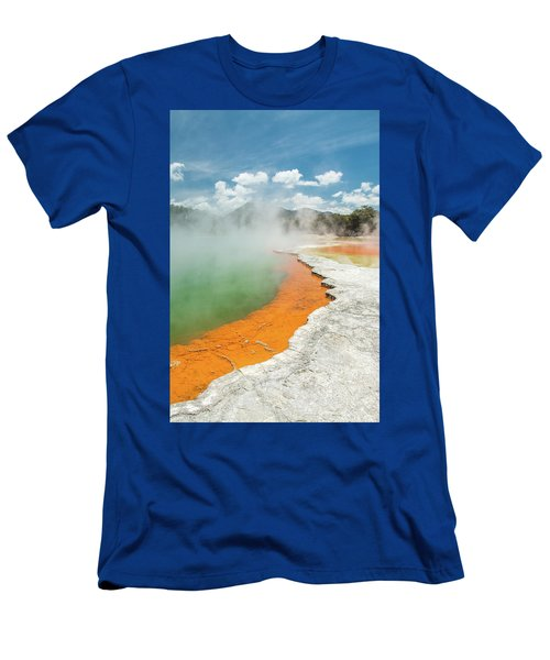 Champagne Pool Men's T-Shirt (Athletic Fit)