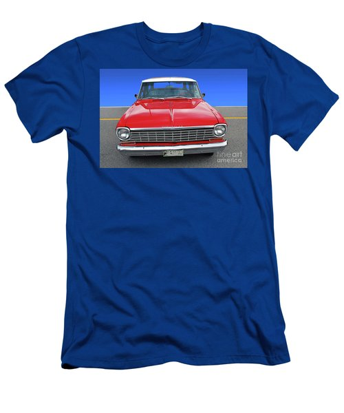 Chev Wagon Men's T-Shirt (Athletic Fit)
