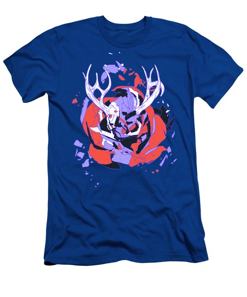 Christmas Reindeer, Well Sort Of Men's T-Shirt (Athletic Fit)