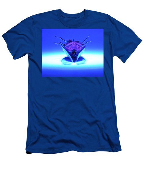 Cicada In Uv Men's T-Shirt (Athletic Fit)