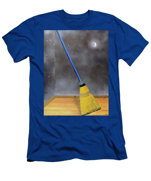 Cleaning Out The Universe Men's T-Shirt (Athletic Fit)