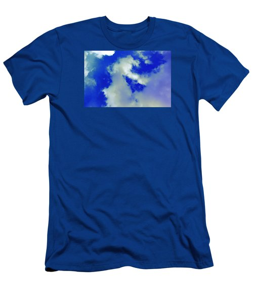 Cloud 1 Men's T-Shirt (Athletic Fit)