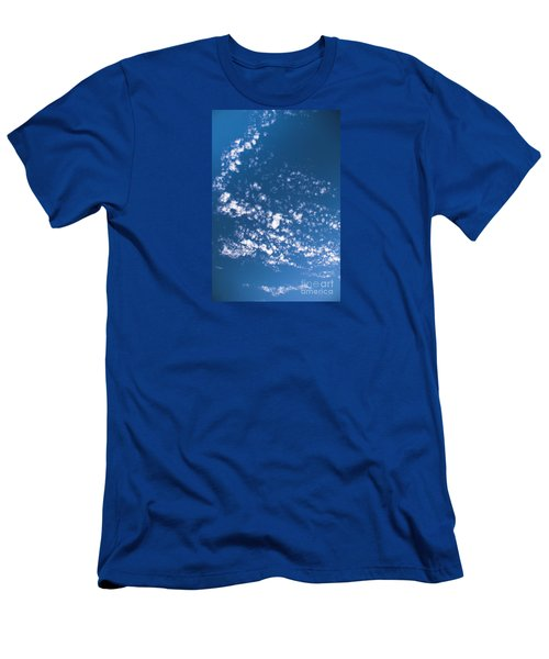Men's T-Shirt (Athletic Fit) featuring the photograph Cloud Dragon by Yulia Kazansky
