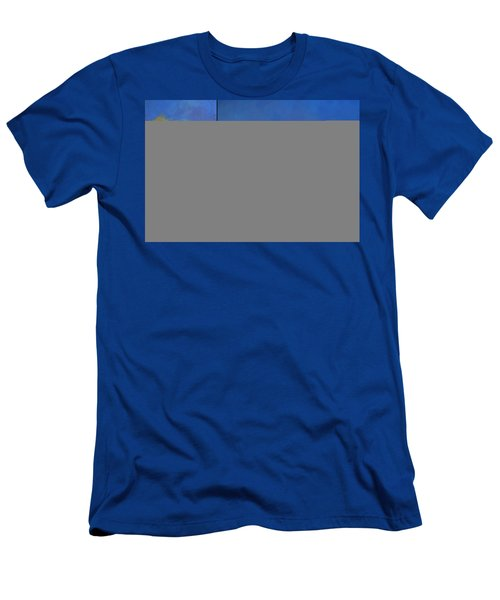Color Abstractioin Lx Men's T-Shirt (Athletic Fit)