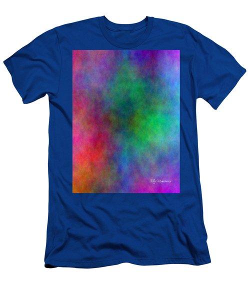 Colors Men's T-Shirt (Athletic Fit)