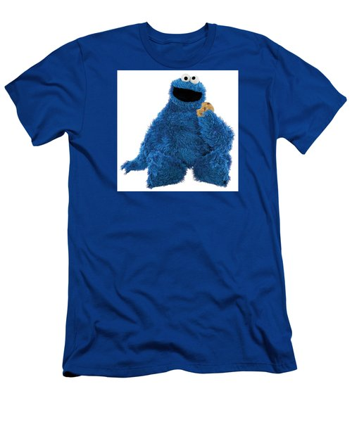 Cookie Monster Men's T-Shirt (Athletic Fit)