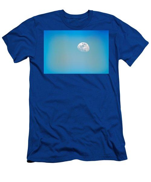 Cool Blue Men's T-Shirt (Athletic Fit)