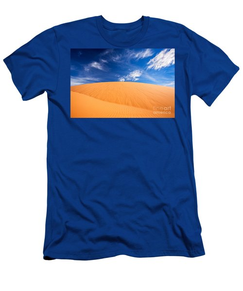 Coral Pink Sand Dunes State Park, Kanab, Utah Men's T-Shirt (Athletic Fit)
