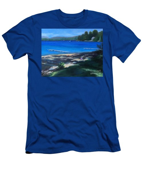 Crystal Lake Men's T-Shirt (Athletic Fit)