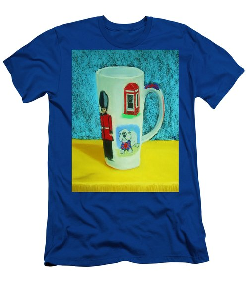 Cup Of London Java Men's T-Shirt (Athletic Fit)