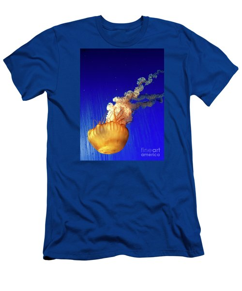 Dance Of The Jelly Men's T-Shirt (Slim Fit) by Beth Saffer